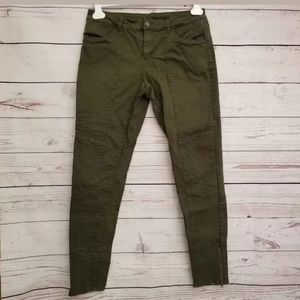 BP by Nordstrom moto style pants size 30